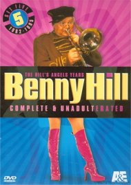Benny Hill, Complete And Unadulterated: The Hills Angels Years - Set Five
