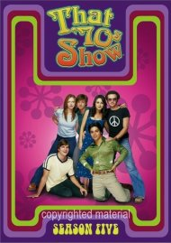 That 70s Show: Season Five