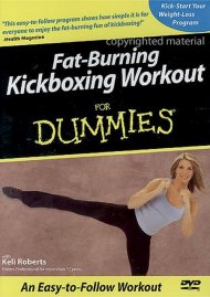 Fat-Burning Kickboxing Workout For Dummies