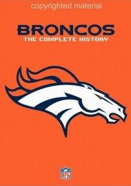 NFL History Of The Denver Broncos