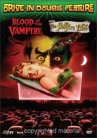 Blood Of The Vampire / The Hellfire Club: Drive-In Double Feature