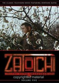 Zatoichi: TV Series Volume 5