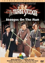 Three Stooges, The: Stooges On The Run