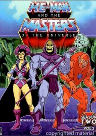 He-Man And The Masters Of The Universe: Season Two - Volume 2