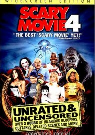 Scary Movie 4: Unrated (Widescreen)