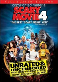 Scary Movie 4: Unrated (Fullscreen)