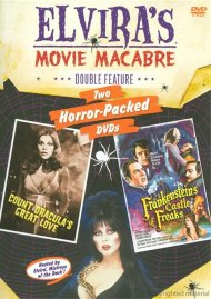 Elviras Movie Macabre: Count Draculas Great Love / Frankensteins Castle Of Freaks