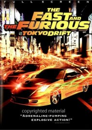 Fast And The Furious, The: Tokyo Drift (Fullscreen)