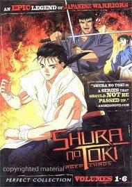 Shura No Toki: Volumes 1 - 6