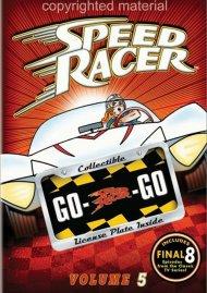 Speed Racer: Volume 5