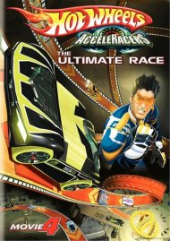 Hot Wheels AcceleRacers: Movie 4 - The Ultimate Race