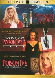 Poison Ivy / Poison Ivy 2 / Poison Ivy 3: The New Seduction (Triple Feature)