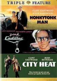 Honkytonk Man / Pink Cadillac / City Heat (Triple Feature)