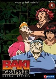 Baki The Grappler: Round 9 - Illegal Tactics