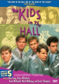 Kids In The Hall, The: Complete Season 5