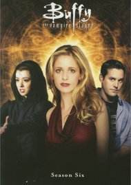 Buffy The Vampire Slayer: Season Six