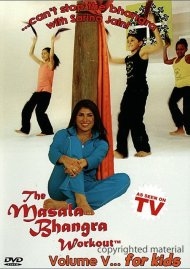 Masala Bhangra Workout, The: Volume 5 - For Kids