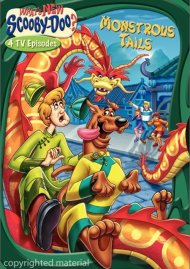 Whats New Scooby-Doo?: Monstrous Tails