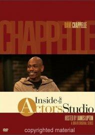 Inside The Actors Studio: Dave Chappelle