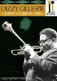 Jazz Icons: Dizzy Gillespie