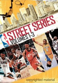 NBA Street Series Volumes 1 - 3 Giftset