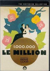 Le Million: The Criterion Collection