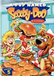 Pup Named Scooby-Doo, A: Volume 5