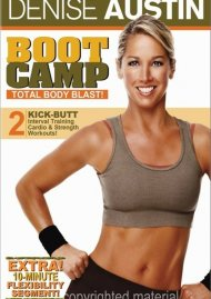 Denise Austin: Bootcamp Total Body Blast