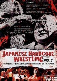 Japanese Hardcore Wrestling: Volume 7