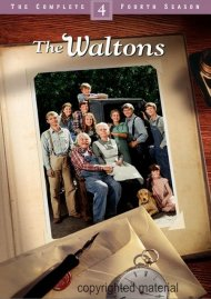 Waltons, The: The Complete Fourth Season