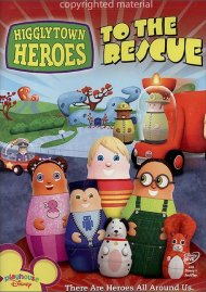 Higglytown Heroes: Heroes To The Rescue