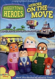 Higglytown Heroes: On The Move