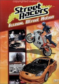 Street Racers: Illegal Street Action