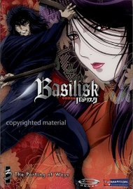 Basilisk: Volume 3 - The Parting Of Ways