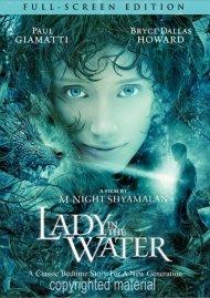 Lady In The Water (Fullscreen)