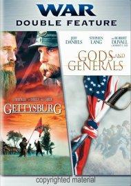 Gettysburg / Gods & Generals (Double Feature)