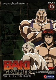 Baki The Grappler: Round 10 - No Turning Back