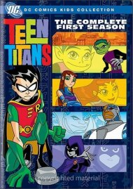 Teen Titans: The Complete Seasons 1 & 2