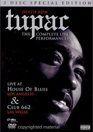 Tupac: The Complete Live Performances