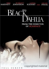 Black Dahlia, The (Fullscreen)