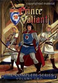 Prince Valiant: The Complete Series - Volume 2