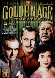 Golden Age Theater: Volume 3