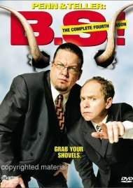 Penn & Teller: BS! The Complete Season 4 - Censored