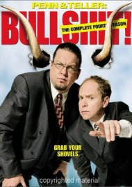 Penn & Teller: Bullshit! The Complete Season 4 (Uncensored)