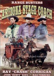 Arizona Stage Coach (Alpha)