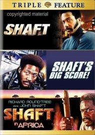 Shaft / Shafts Big Score! / Shaft In Africa (3 Pack)