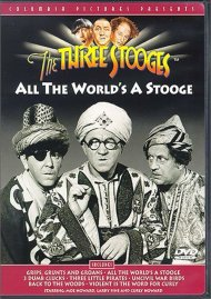 Three Stooges, The:  All The Worlds A Stooge