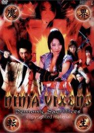 Ninja Vixens: Volume 9 - Demonic Sacrifices