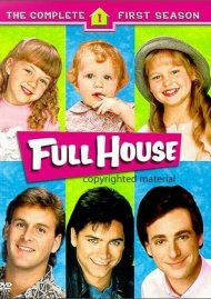 Full House: The Complete Seasons 1 - 5
