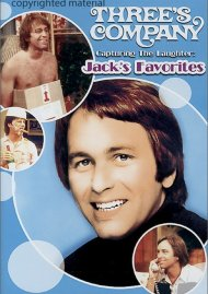 Threes Company: Capturing The Laughter - Jacks Favorites